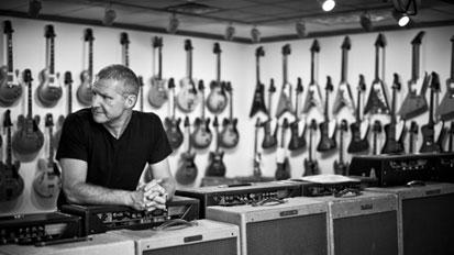 Dave's Guitar Shop